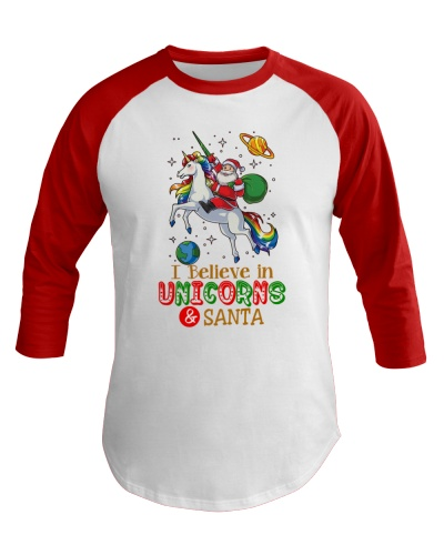 Unicorn and Santa