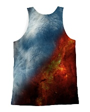 Wolf Yingyang 2006 All-over Unisex Tank back