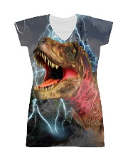 T-rex Cool 1606 All-over Dress thumbnail