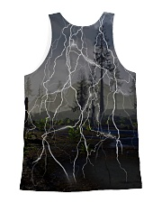 T-rex Cool 1606 All-over Unisex Tank back