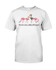 Flamingo Autism 2806 Classic T-Shirt front