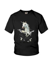 Unicorn In Pocket 2509 Youth T-Shirt thumbnail