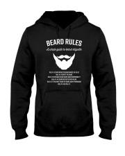 Rules of beard Hooded Sweatshirt thumbnail