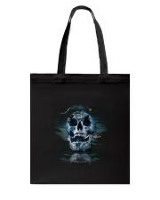 Skull Bat Tote Bag thumbnail