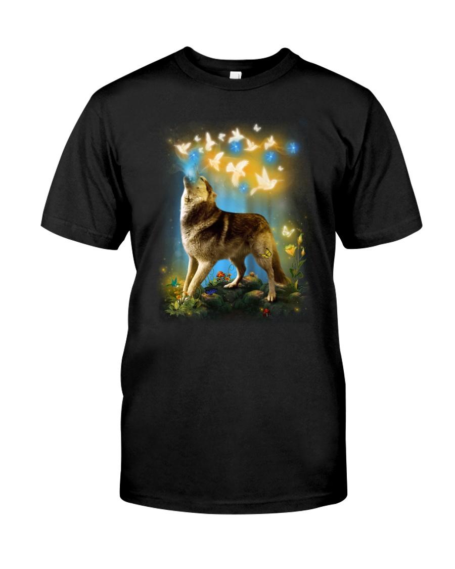 Wolf Magic Classic T-Shirt