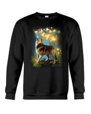 Wolf Magic Crewneck Sweatshirt thumbnail