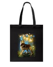Wolf Magic Tote Bag thumbnail