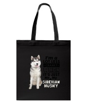 Siberian Husky and Me 2006 Tote Bag thumbnail