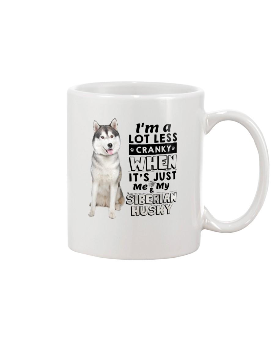 Siberian Husky and Me 2006 Mug
