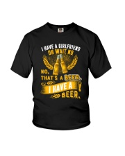 I Have A Beer Youth T-Shirt thumbnail