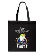 Unicorn Temper Tote Bag thumbnail
