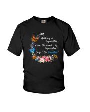 Butterfly Impossible 1007 Youth T-Shirt thumbnail