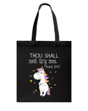 Unicorn mood 0510 Tote Bag thumbnail