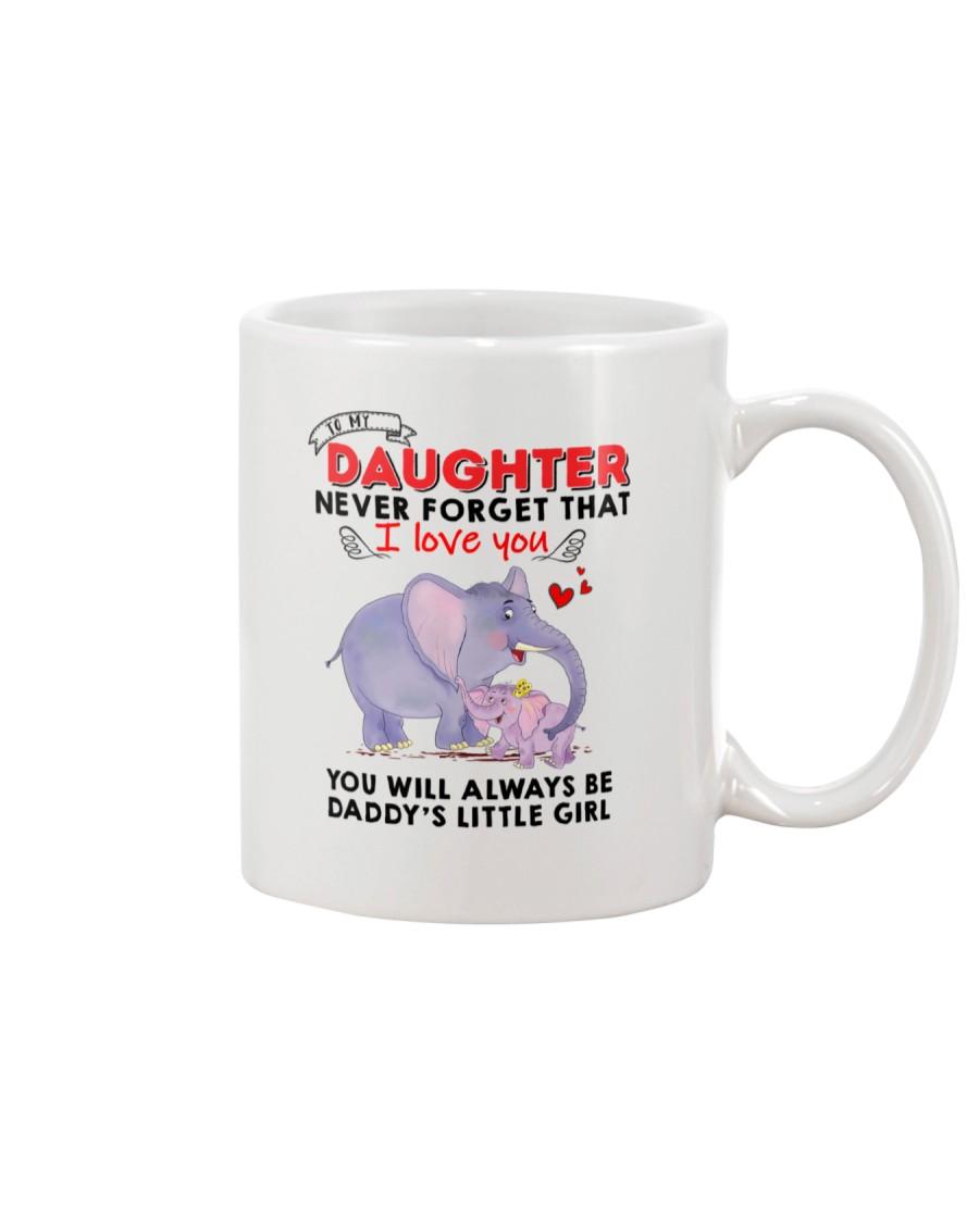 Elephant Father and Daughter 2006 Mug