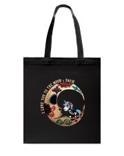 Unicorn Moon And Back 1409 Tote Bag thumbnail