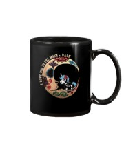 Unicorn Moon And Back 1409 Mug thumbnail