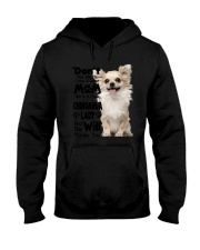 Chihuahua Crazy Lady 2006 Hooded Sweatshirt thumbnail