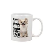 Chihuahua Crazy Lady 2006 Mug front