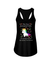 Unicorn Opinion 2610 Ladies Flowy Tank thumbnail