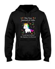 Unicorn Opinion 2610 Hooded Sweatshirt front