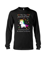 Unicorn Opinion 2610 Long Sleeve Tee thumbnail