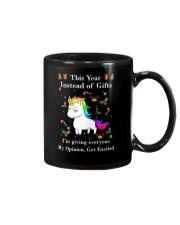 Unicorn Opinion 2610 Mug thumbnail