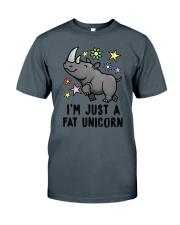 Fat Unicorn Classic T-Shirt thumbnail