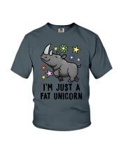Fat Unicorn Youth T-Shirt thumbnail