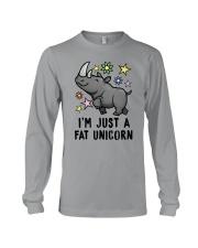 Fat Unicorn Long Sleeve Tee thumbnail