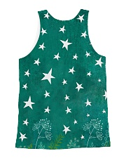 Looking At The Stars  All-over Unisex Tank back