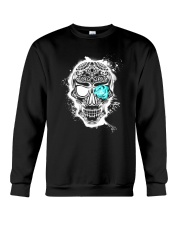 Skull Light Crewneck Sweatshirt tile