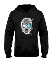 Skull Light Hooded Sweatshirt tile