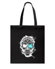Skull Light Tote Bag tile