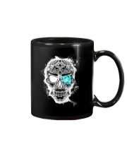 Skull Light Mug tile