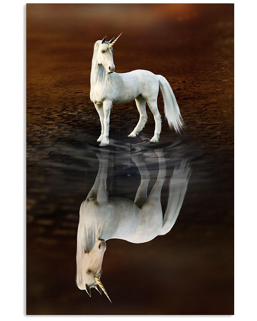 Unicorn Believe 11x17 Poster