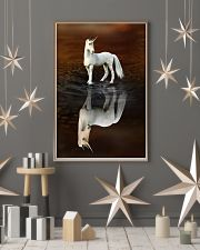 Unicorn Believe 11x17 Poster lifestyle-holiday-poster-1