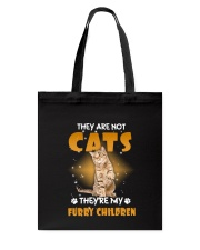 Cats Furry Tote Bag tile