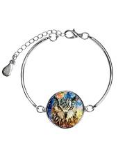 Owl Color 1906 Metallic Circle Bracelet thumbnail