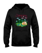 Camping Kinda Girl Hooded Sweatshirt thumbnail