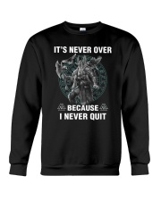 Viking Its never over 1906 Crewneck Sweatshirt thumbnail