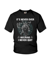 Viking Its never over 1906 Youth T-Shirt thumbnail