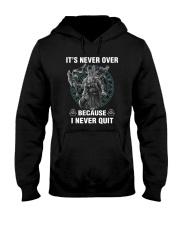 Viking Its never over 1906 Hooded Sweatshirt thumbnail