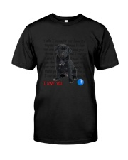 Cane Corso - I love you 2006P Classic T-Shirt thumbnail