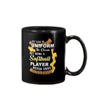 Softball Uniform 1806 Mug thumbnail