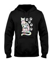 Cats Around Hooded Sweatshirt thumbnail