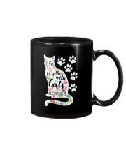 Cats Around Mug thumbnail
