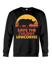 Save the chubby unicorns 140319 Crewneck Sweatshirt thumbnail
