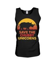 Save the chubby unicorns 140319 Unisex Tank thumbnail