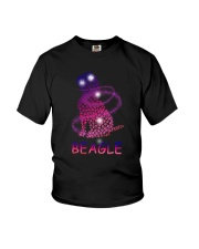 Beagle Paw Youth T-Shirt thumbnail