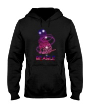 Beagle Paw Hooded Sweatshirt thumbnail